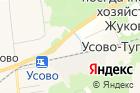 Резиденция на карте