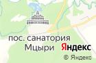 Продуктовый магазин наул. Санатория Мцыри пос вл3 на карте