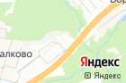 Major Saab Новорижский на карте