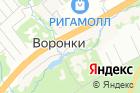 Красногорское РАЙПО на карте