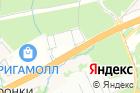 Автомойка вКрасногорске на карте