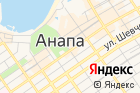 Анапский колледж сферы услуг на карте