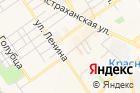 КБ Юниаструм Банк на карте