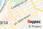Анапакурортпроект на карте