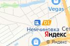 Складской комплекс наметро Молодёжная на карте