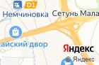 Гостиница наМожайском шоссе на карте