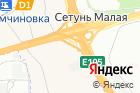 Сибирьнефть на карте
