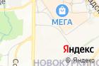 Ателье вХимках наМолодёжной улице на карте