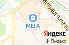 Магазин солнцезащитных очков SolarX-PolarX на карте