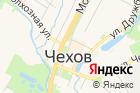 Чеховский спортивно-технический клуб на карте