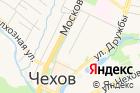 ЗАГСг. Чехова на карте