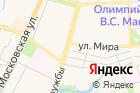 Мастерская поремонту обуви наМолодёжной улице на карте