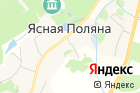 Яснополянский детский дом на карте