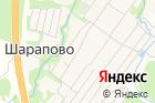 Автостоянка наСпортивной улице, вл4 на карте