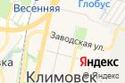 Климовский городской суд на карте