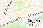 Мастерская поремонту обуви наулице Максима Горького, 26 на карте