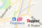 Автомобильный учебный центр на карте