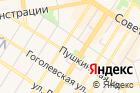 Тульский Государственный академический театр драмыим.М. Горького на карте