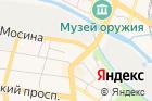 Городской концертныйзал, МУК на карте