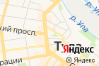 SpringFit на карте