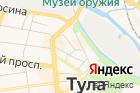 Тульский государственный педагогический университетим.Л.Н. Толстого на карте