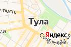 Министерство транспорта идорожного хозяйства Тульской области на карте