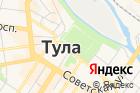 Тульские самовары на карте