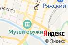 Магазин оптики наОктябрьской 1/1 на карте