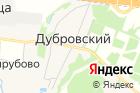 Храм Боголюбской иконы Божией Матери вДубровском на карте