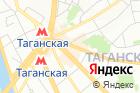 АКБ Бенифит-банк на карте