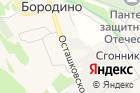 Управление поработе ссельскими территориями, Администрация городского поселения Мытищи на карте