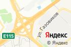 Звезда Столицы Каширка на карте