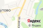 Автомойка наКаширском шоссе 30км вл2 на карте