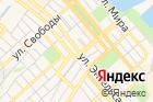 Администрация Центрального внутригородского района на карте