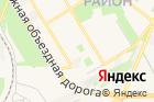 Старооскольский техникум строительства, транспорта иЖКХ на карте