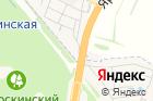 Красная Гора на карте