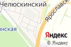 Клязьминский отдел полиции на карте
