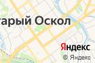 Старооскольская городская прокуратура на карте