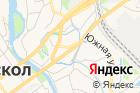 Русская баня надровах на карте