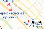 ЭКОДОМ-Недвижимость на карте