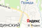 Магазин автотоваров наулице Ленина на карте