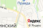 Магазин замков искобяных изделий на карте