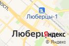 Салон красоты наСмирновской улице на карте