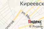 Киреевская межрайонная прокуратура на карте