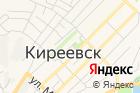 Киреевская городская библиотека на карте