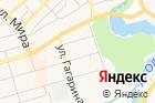 Киреевская детская школа искусств, МБОУ на карте