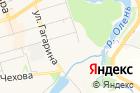 Киреевская средняя общеобразовательная школа №7 на карте