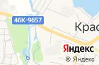 Храм Владимирской Иконы Божией Матери вКрасково на карте