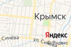 Следственный отдел поКрымскому району на карте