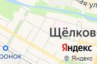 Щелковская городская похоронная служба на карте